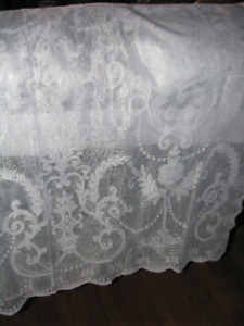 Brand New Lace Curtain Panel (Only$10.00)