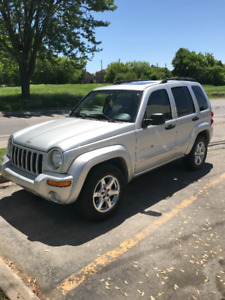 Jeep Liberty 2003 *Limited* 3.7L