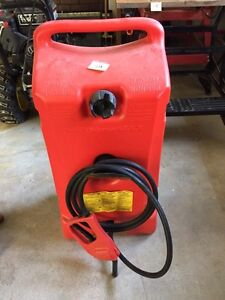 Portable gas pump REDUCED