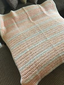 Baby Blankets-Hand Made - Crocheted
