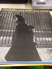 Vinyl records from £5 upwards