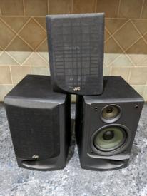 JVC Speaker pair