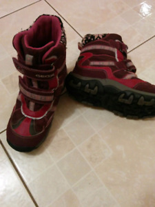 Geox boots for girls. Size 13.
