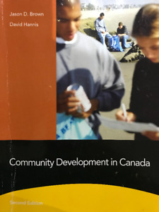 Community Development in Canada Second Edition