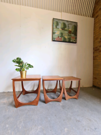 Retro Nest of Mid Century Tables by G Plan