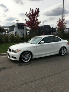 2012 BMW 1-Series 135i M-Sport Coupe (w/Warranty)