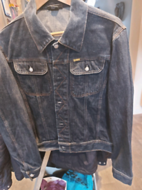 Diesel denim jacket Medium