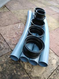 Underground drainage bits