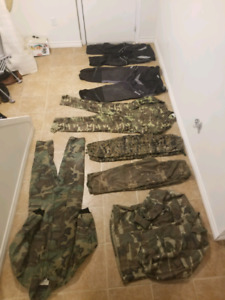 ****PAINTBALL SPEEDBALL & TACTICAL CLOTHING***