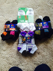 LADIES SOCKS & BOYS BRIEFS (NEW) FOR SALE