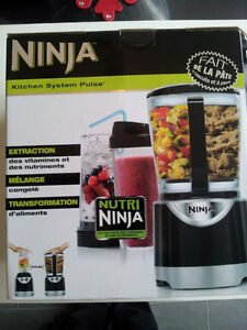 Nutri NINJA - Brand NEW in BOX - Gift for Christmas!! Kitchener / Waterloo Kitchener Area image 5