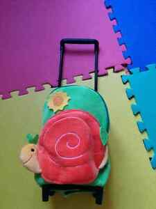 NEW: TROLLEY BACKPACK/PLUSH TOY **BEST CHRISTMAS GIFTS**