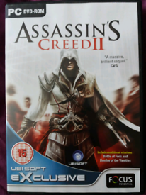 Assassin's Creed 2 PC Game