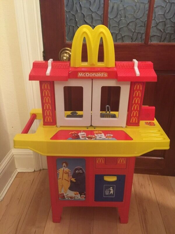 Kitchen Play Set For Sale