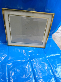 Gold Colour Picture Frame