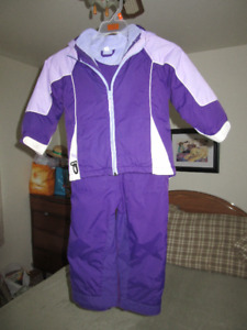 Childrens Place Snowsuit 3 in 1 Size 4T