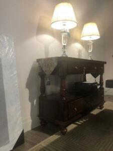 Console Table Sample Clearance | Furniture SALE