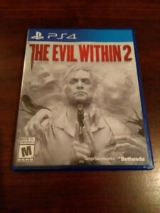 The Evil Within 2 - Playstation 4 PS4