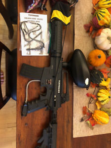 Tippmann Paint Ball Gun