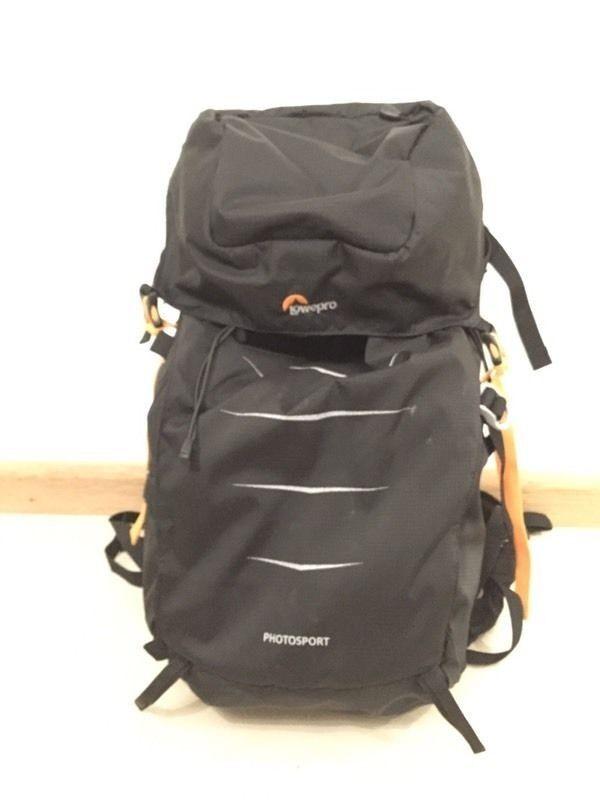 Camera Bag Backpack Lowepro Photosport 300AW II