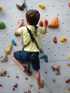 Petzl Simba Full-Body Climbing Harness - Kids'