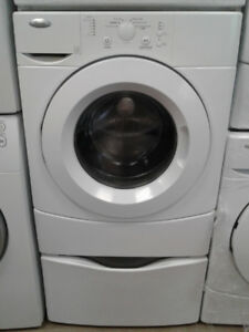 "27"" WHIRLPOOL FRONT LOAD WASHER"
