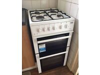 Gas cooker 8 month old