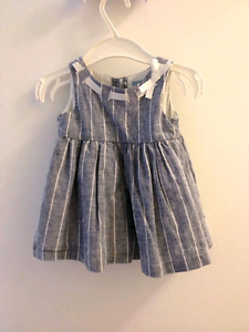 Baby girl 0 to 3 month dress from gap
