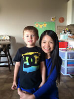 F/T LIVE-IN CAREGIVER/NANNY AVAILABLE ASAP/ immediate start!