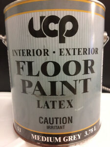 FLOOR PAINT INTERIOR OR EXTERIOR