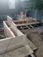 Concrete Contractor for Your Winter Projects