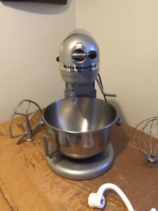 Batteur-mixer-petrin KitchenAid Pro 5 Plus