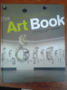 The Contemporary Art Book (Hardcover)