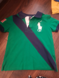 Ralph lauren bundle of t shirts