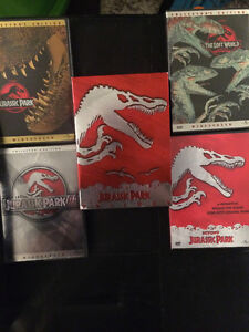 Jurassic Park Trilogy (Box Set)