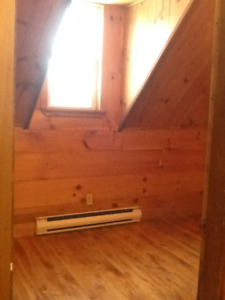 For rent small 2 bedroom house in Benton NB