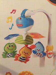 3 in 1 musical mobile (excellent condition)