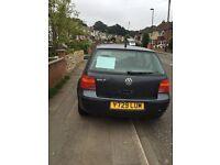 VW GOLF Y REG 1.4