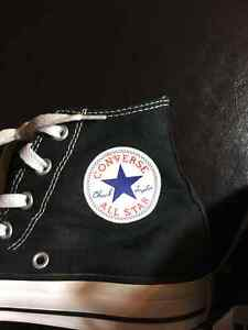 Black Converse All-Star Chuck Taylor Hi-Top Basketball Shoes