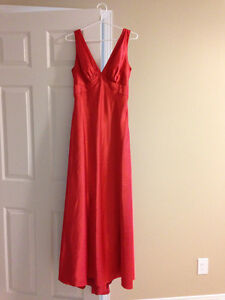 Bridesmaid Dress / Evening Gown ~ size 4/6