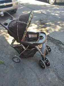 strollers and booster for car seat West Island Greater Montréal image 3