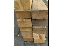 Reclaimed timber 3x2 - 11 lengths at 1800mm