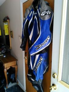 JOE ROCKET 1 PC RACING SUIT SIZE 48 USA/CAN OR 58 EURO Windsor Region Ontario image 4