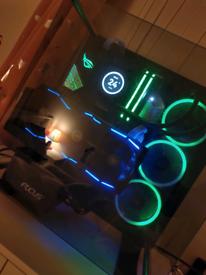 Gaming desktop i7 RTX 2070 supers