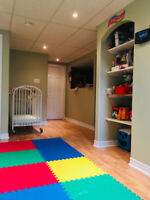 Licensed Home Daycare Spaces Available Now!