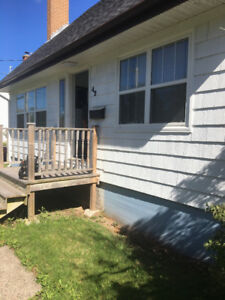 4 bedroom house in the town of Antigonish