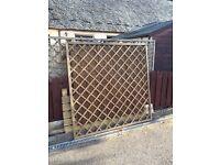 Trellis panel 180cm X 180cm