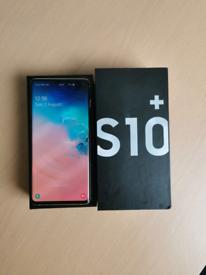 Samsung S10 PLUS 128GB DUAL SIM