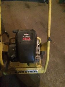 Karcher pressure washer motor