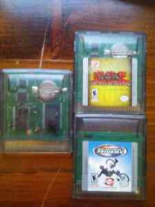 Game boy colour games